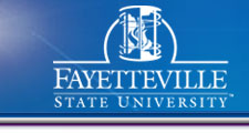 Return to the Fayetteville State University Home Page